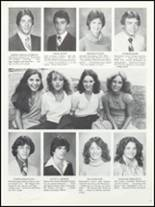 1981 Bloomfield High School Yearbook Page 80 & 81