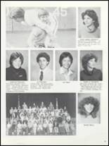 1981 Bloomfield High School Yearbook Page 88 & 89