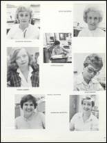 1981 Bloomfield High School Yearbook Page 102 & 103