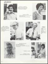 1981 Bloomfield High School Yearbook Page 104 & 105