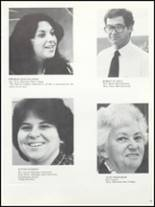 1981 Bloomfield High School Yearbook Page 108 & 109