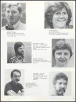 1981 Bloomfield High School Yearbook Page 112 & 113