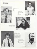 1981 Bloomfield High School Yearbook Page 114 & 115