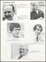 1981 Bloomfield High School Yearbook Page 124 & 125