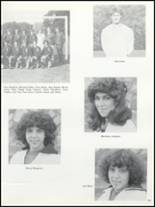 1981 Bloomfield High School Yearbook Page 136 & 137