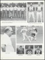 1981 Bloomfield High School Yearbook Page 140 & 141
