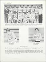 1981 Bloomfield High School Yearbook Page 148 & 149