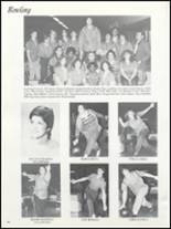 1981 Bloomfield High School Yearbook Page 154 & 155