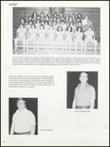 1981 Bloomfield High School Yearbook Page 158 & 159