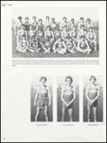1981 Bloomfield High School Yearbook Page 162 & 163