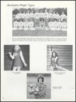 1981 Bloomfield High School Yearbook Page 166 & 167