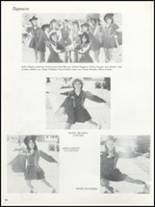 1981 Bloomfield High School Yearbook Page 170 & 171