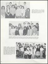 1981 Bloomfield High School Yearbook Page 184 & 185