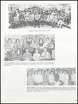 1981 Bloomfield High School Yearbook Page 188 & 189