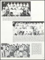 1981 Bloomfield High School Yearbook Page 190 & 191