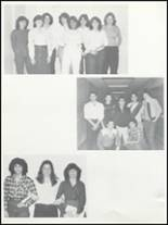 1981 Bloomfield High School Yearbook Page 196 & 197