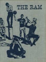 1970 Yearbook Newton County High School