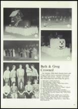 1979 Western High School Yearbook Page 26 & 27