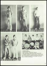 1979 Western High School Yearbook Page 32 & 33