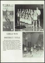1979 Western High School Yearbook Page 36 & 37