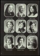 1979 Western High School Yearbook Page 46 & 47