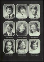 1979 Western High School Yearbook Page 56 & 57