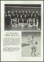 1979 Western High School Yearbook Page 84 & 85