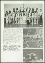 1979 Western High School Yearbook Page 86 & 87