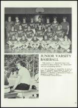 1979 Western High School Yearbook Page 108 & 109