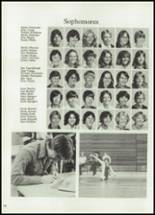 1979 Western High School Yearbook Page 124 & 125