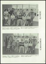 1979 Western High School Yearbook Page 134 & 135