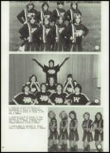 1979 Western High School Yearbook Page 142 & 143