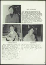 1979 Western High School Yearbook Page 156 & 157
