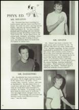 1979 Western High School Yearbook Page 166 & 167