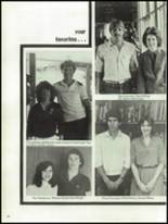 1982 Payson High School Yearbook Page 18 & 19
