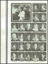 1982 Payson High School Yearbook Page 22 & 23