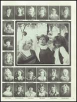 1982 Payson High School Yearbook Page 24 & 25