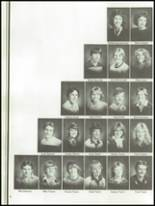 1982 Payson High School Yearbook Page 42 & 43