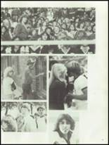 1982 Payson High School Yearbook Page 44 & 45