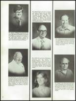 1982 Payson High School Yearbook Page 50 & 51