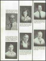 1982 Payson High School Yearbook Page 52 & 53