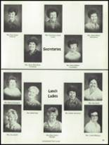 1982 Payson High School Yearbook Page 56 & 57