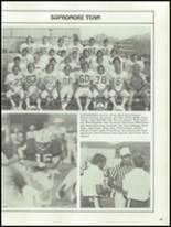 1982 Payson High School Yearbook Page 68 & 69