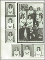1982 Payson High School Yearbook Page 70 & 71