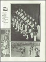 1982 Payson High School Yearbook Page 72 & 73