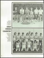 1982 Payson High School Yearbook Page 82 & 83
