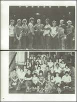 1982 Payson High School Yearbook Page 94 & 95