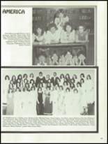 1982 Payson High School Yearbook Page 98 & 99