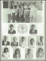 1982 Payson High School Yearbook Page 104 & 105