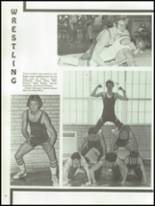 1982 Payson High School Yearbook Page 108 & 109